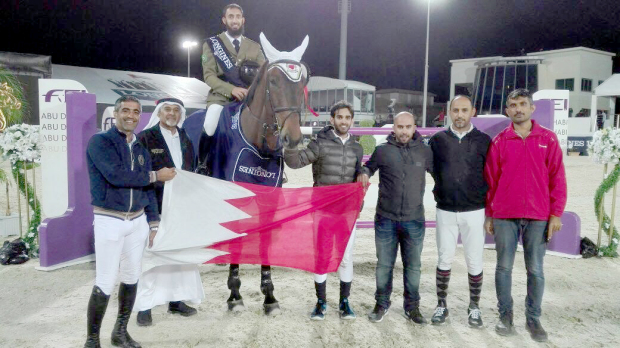 Al Khateri qualifies for World Endurance Games