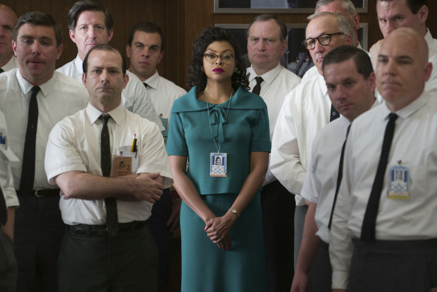 'Hidden Figures' soars in second week atop box office