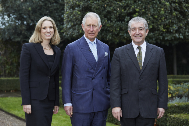 Britain's Prince Charles co-authors a book on climate change