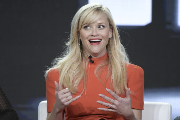Reese Witherspoon says 'things have to change' for Hollywood women