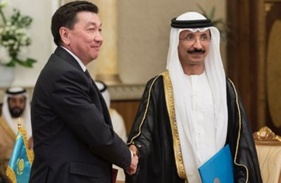 DP World to develop Kazakh economic zone