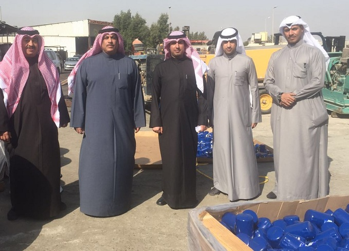 Kuwaiti police seize 32,000 counterfeit oil filters
