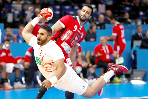 Bahrain crash to third defeat