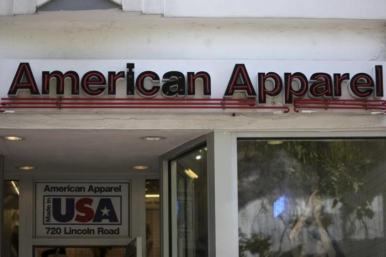 Bankrupt US retailer American Apparel starts layoffs