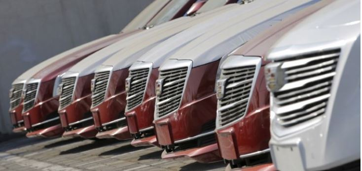 GM's Cadillac sees double-digit sales growth in China this year