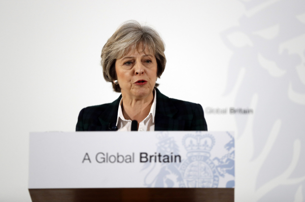 "No Brexit deal better than ""bad deal"", UK's May says"