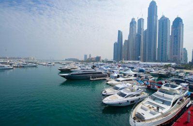 Dubai waterfront projects to help drive ME yacht sales