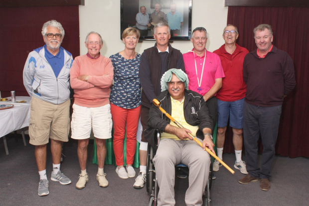 Al Gaoud wins seniors title