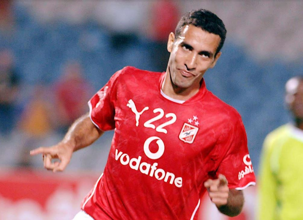 Retired Egyptian football star added to terror list