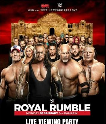 Councillors call for live screening of WWE Royal Rumble in Southern Governorate cinemas