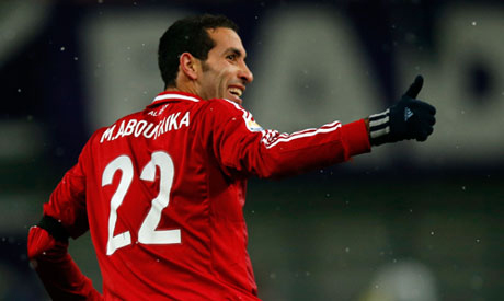 Egypt puts soccer star Aboutrika on no-fly, terror list