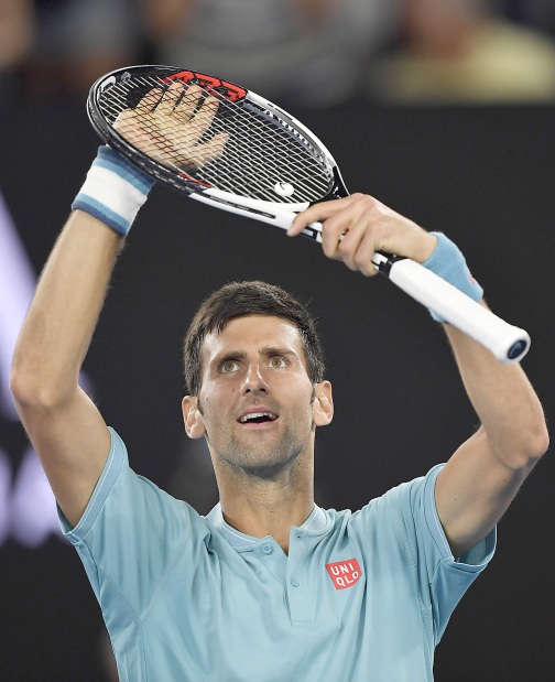 Djokovic eases past Verdasco