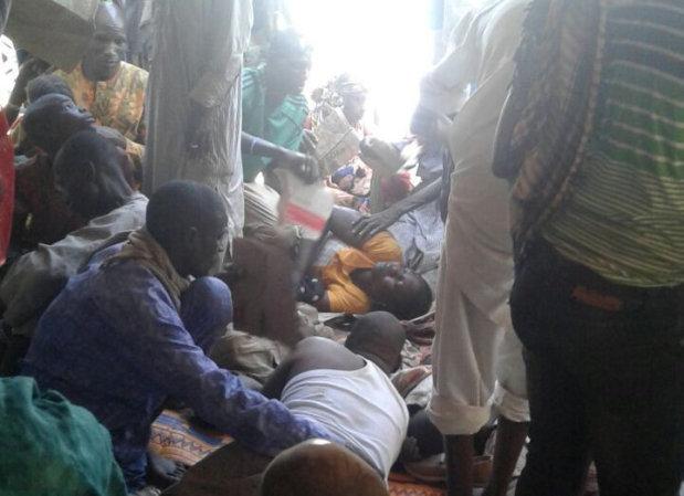 Nigerian air force kills 52 in strike on refugee camp