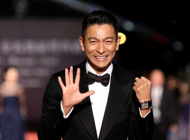 Hong Kong actor Andy Lau injured during filming in Thailand