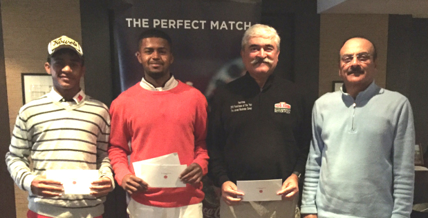 Al Hakam and Al Kowari lift night golf title