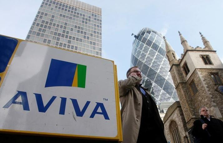 Aviva merges UK insurance businesses, Europe CEO quits