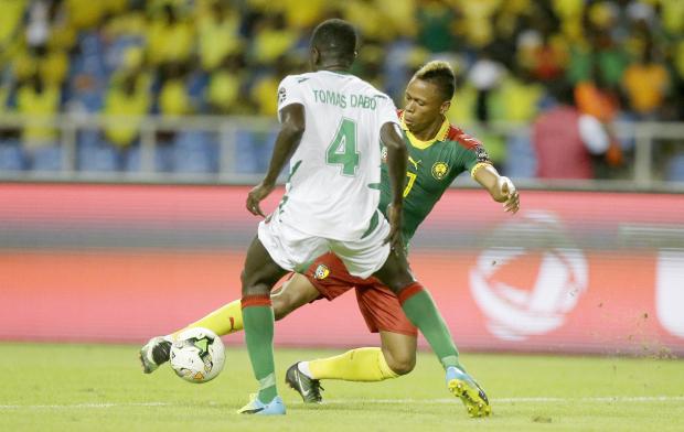 Cameroon pull off comeback win