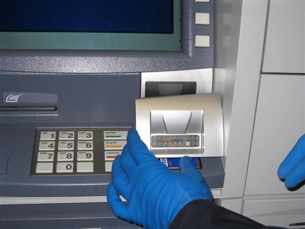 Bulgarian man in the dock for ATM fraud