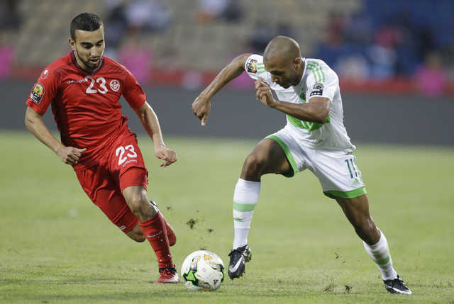 CAN: Tunisia bounce back to defeat Algeria