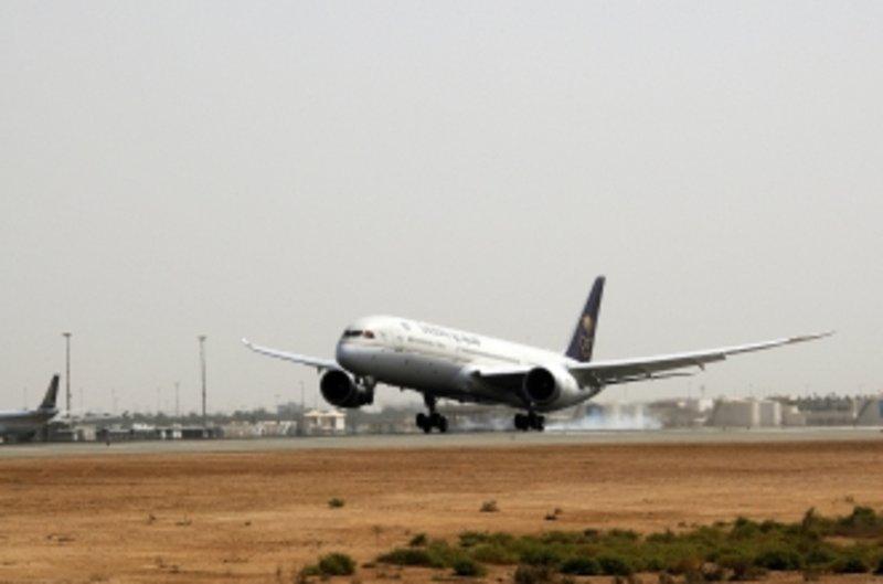 Saudi plane makes emergency landing, Sudanese passenger dies