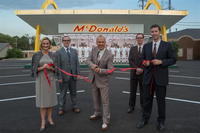 Behind the Big Mac: McDonald's gets movie and literary spotlight