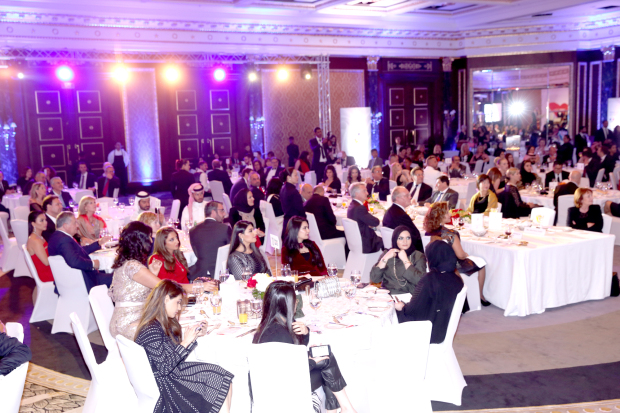 Dinner raises funds for needy
