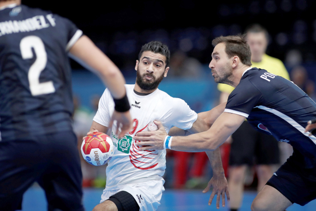 Bahrain slump to fifth straight loss in World Handball Championship