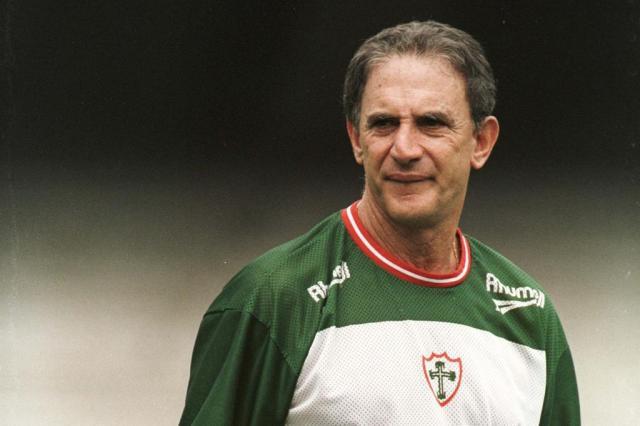 Brazil ex-coach Carlos Alberto Silva dies