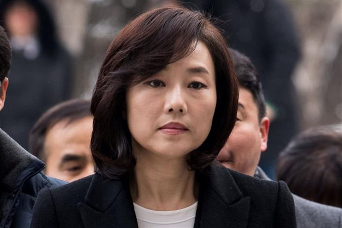S.Korea's culture minister arrested over arts blacklist in political scandal
