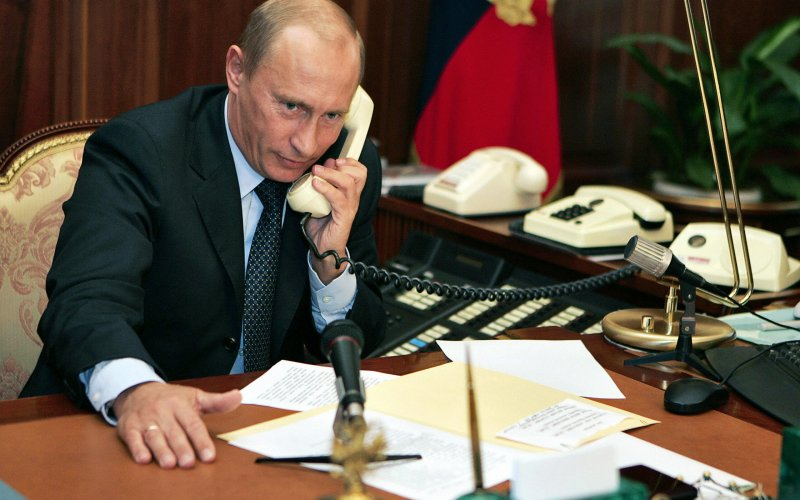 Russian Information Agency: Putin to call Trump in coming days