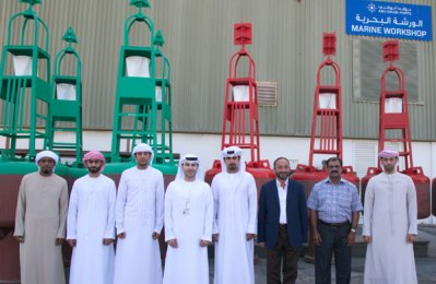 Abu Dhabi Ports offers IALA training courses