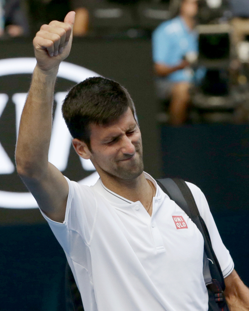 Agassi backs Djokovic to bounce back