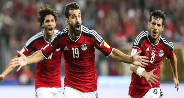 CAN: Egypt strike late to dump out Uganda