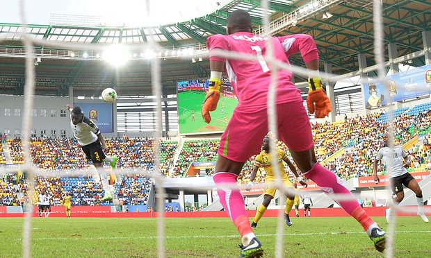 CAN: Ghana beat Mali to reach last eight