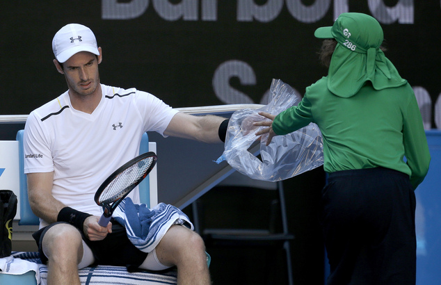 Australian Open: Top-seeded Murray loses to Zverev in fourth round