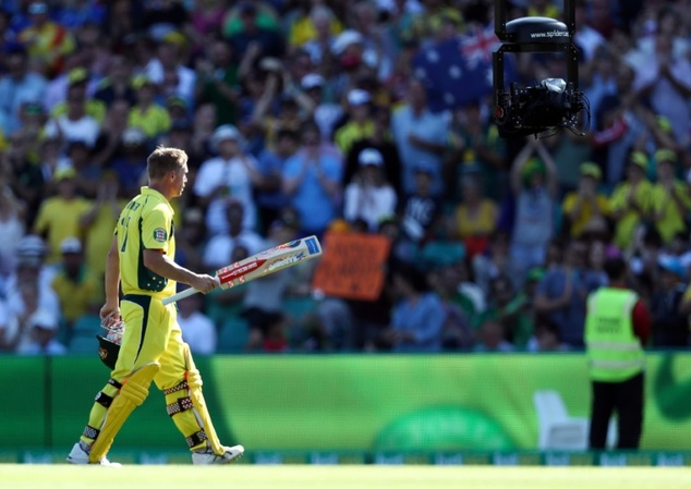 Australia take ODI series against Pakistan