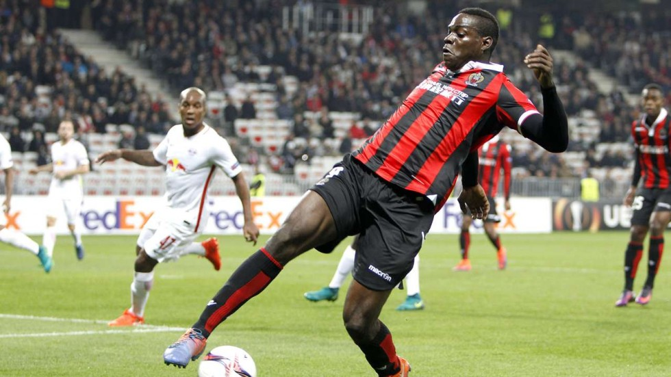 Plea says Bastia fans racially abused teammate Balotelli