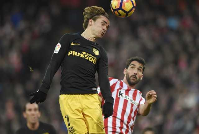 La Liga: Griezmann saves Atletico Madrid