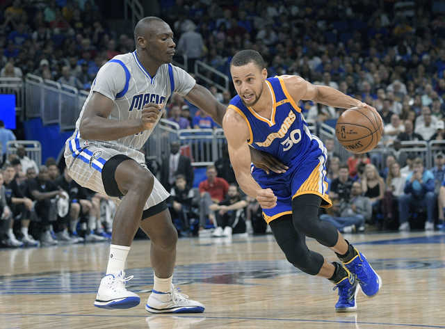 NBA: Warriors' star power wows Orlando