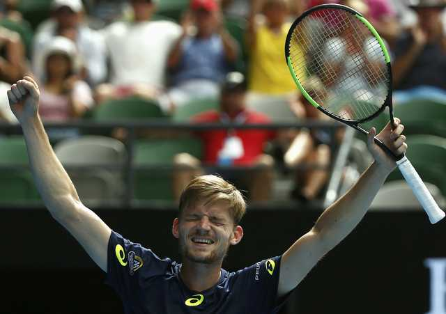 Australian Open: Goffin downs Thiem to reach quarter-finals