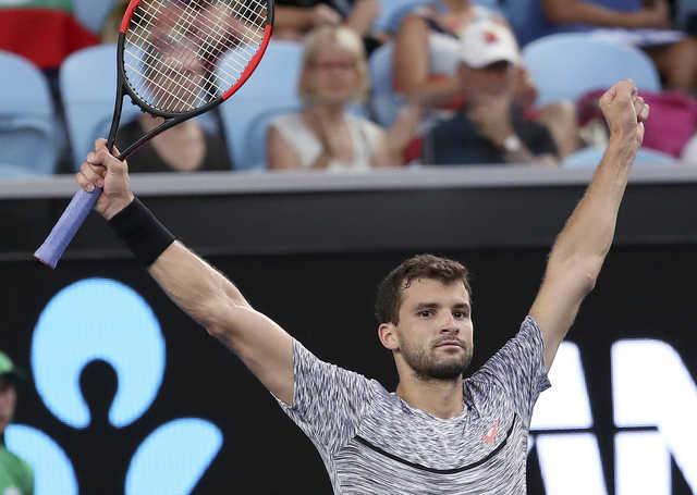 Australian Open: Dimitrov ends Istomin's fairytale run