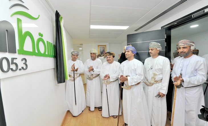 New private radio station goes on air in Oman