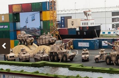 800-strong media contingent for Idex, Navdex