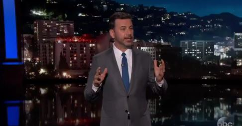 Jimmy Kimmel mocks Donald Trump on show