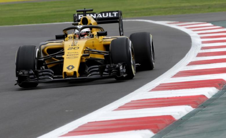 BP replaces Total as Renault F1 fuel partner