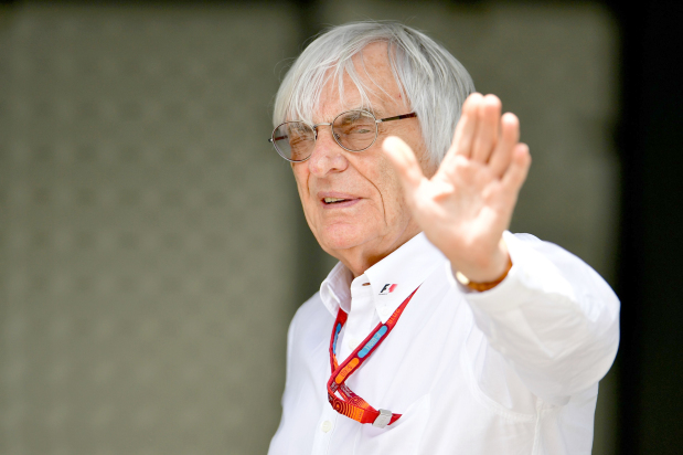 Ecclestone rules out rival series