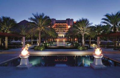 Indulge in romance at Al Bustan Palace, A Ritz-Carlton Hotel
