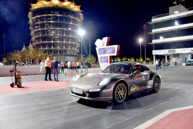 Gulf Run ready to roar into action