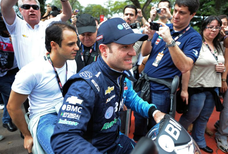 Barrichello to drive at Le Mans