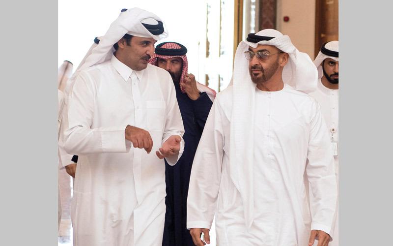 UAE, Qatar cooperation discussed